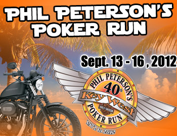 Phil Peterson's 40th Poker Run